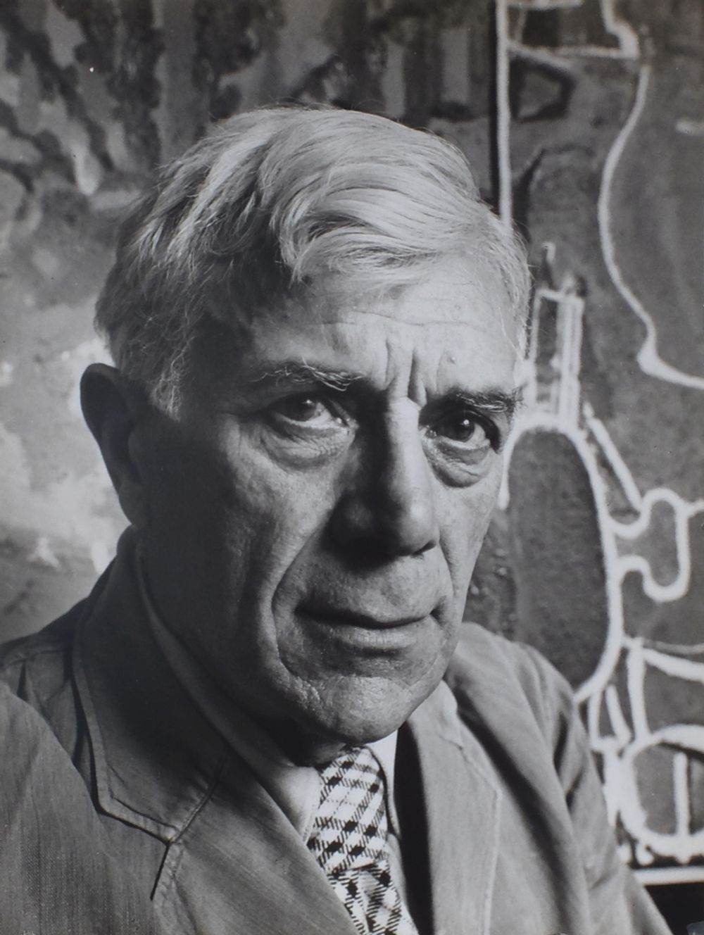 Georges Braque 1948 (portrait)